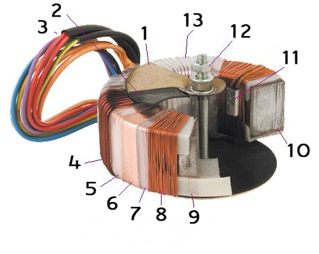 13 Design Element of Toroid Transformer